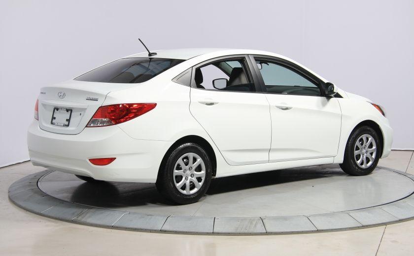 2012 Hyundai Accent GL AUTO A/C GR ELECT #6