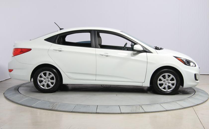 2012 Hyundai Accent GL AUTO A/C GR ELECT #7