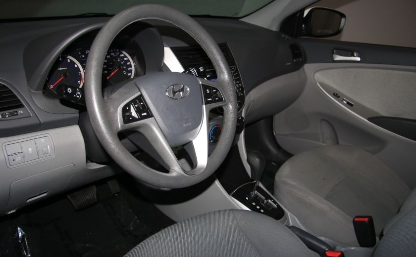 2012 Hyundai Accent GL AUTO A/C GR ELECT #8