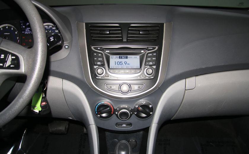 2012 Hyundai Accent GL AUTO A/C GR ELECT #14
