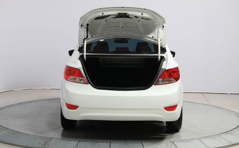 2012 Hyundai Accent GL AUTO A/C GR ELECT #25
