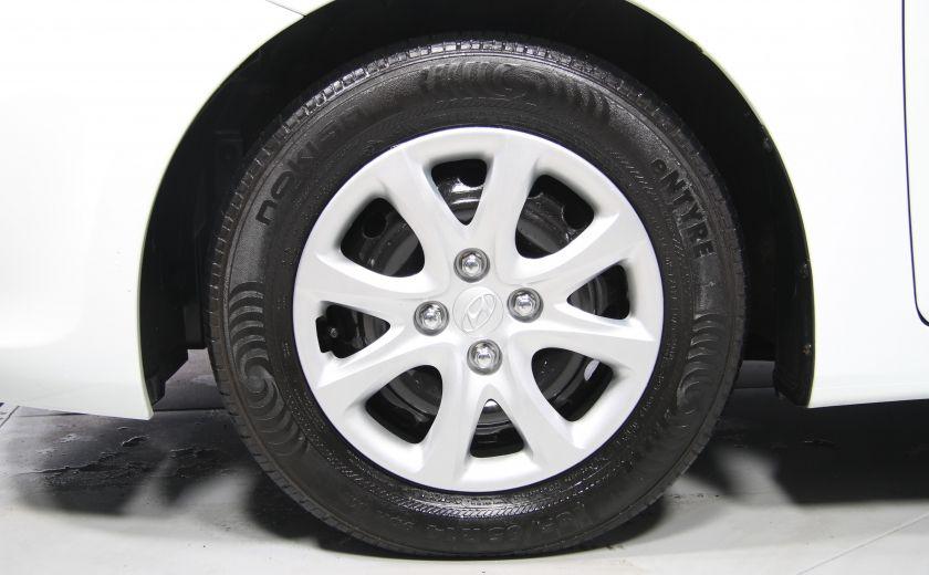 2012 Hyundai Accent GL AUTO A/C GR ELECT #28