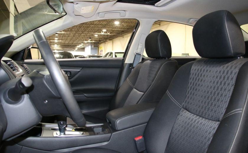 2016 Nissan Altima 2.5 SV AUTO A/C TOIT MAGS CAM.RECUL BLUETOOTH #9