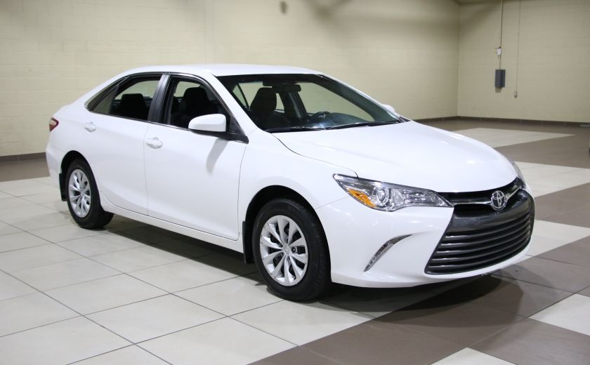 2016 Toyota Camry LE AUTO A/C GR ELECT CAM.RECUL BLUETOOTH #0
