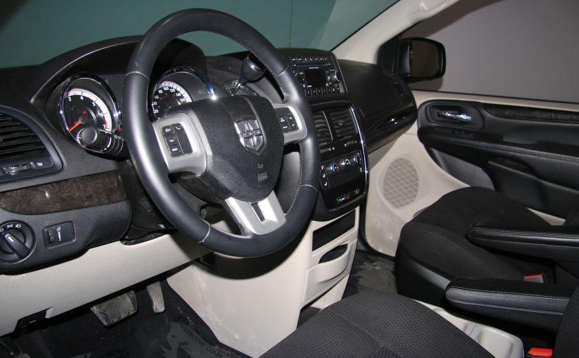2014 Dodge Caravan SXT STOW'N GO MAGS BLUETHOOT #8
