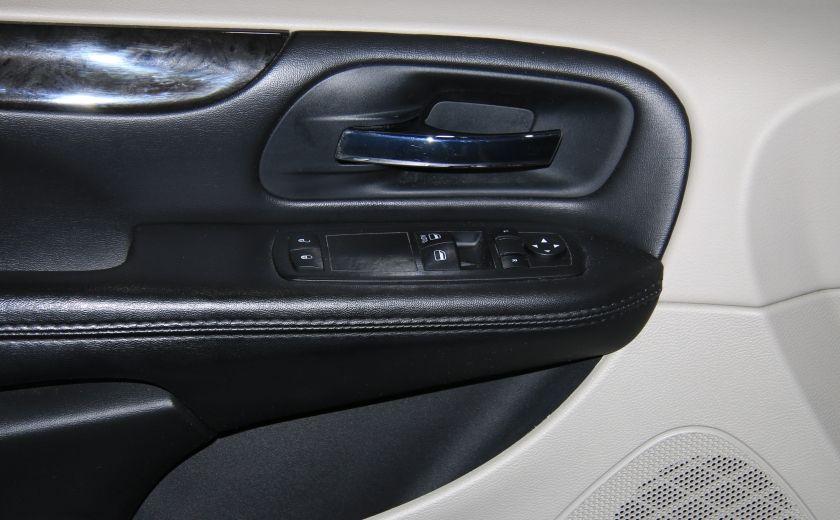 2014 Dodge Caravan SXT STOW'N GO MAGS BLUETHOOT #10