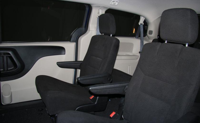 2014 Dodge Caravan SXT STOW'N GO MAGS BLUETHOOT #18