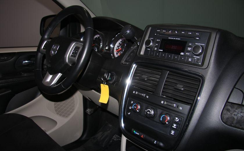 2014 Dodge Caravan SXT STOW'N GO MAGS BLUETHOOT #25