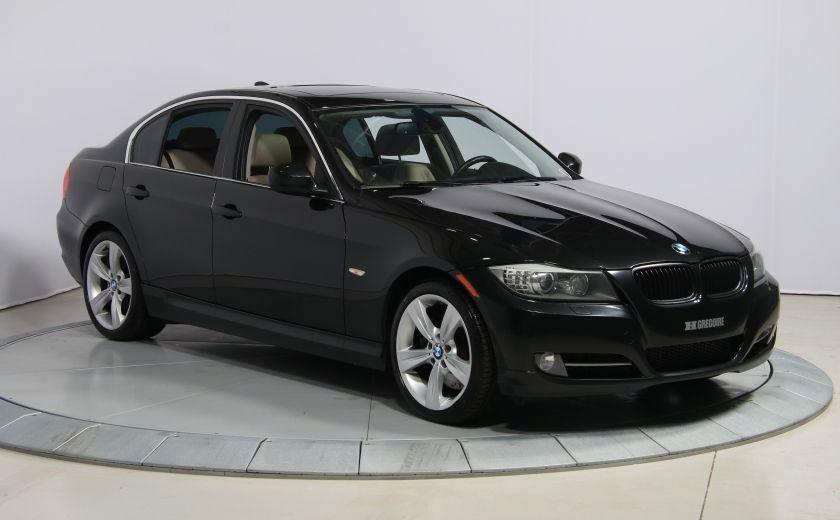 2011 BMW 335  xDrive AWD TURBO AUTO A/C CUIR TOIT #0