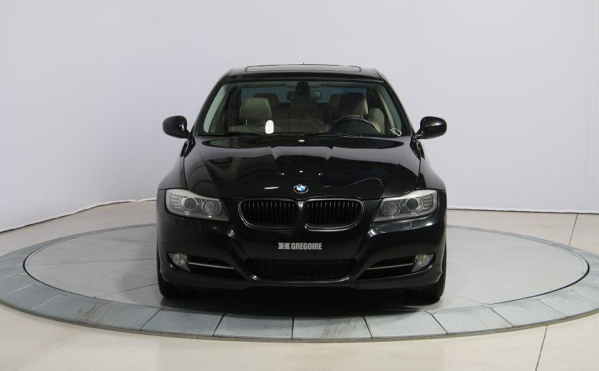 2011 BMW 335  xDrive AWD TURBO AUTO A/C CUIR TOIT #1