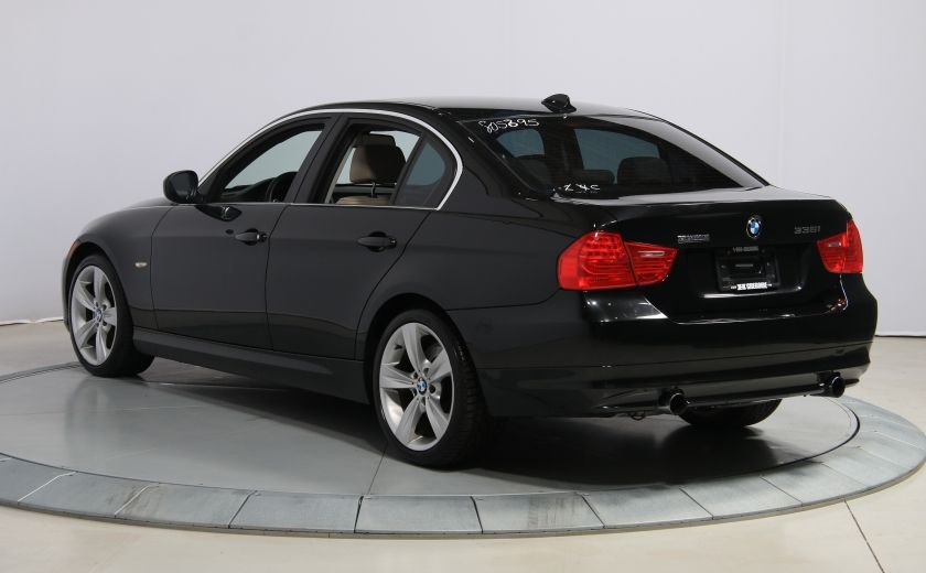 2011 BMW 335  xDrive AWD TURBO AUTO A/C CUIR TOIT #4