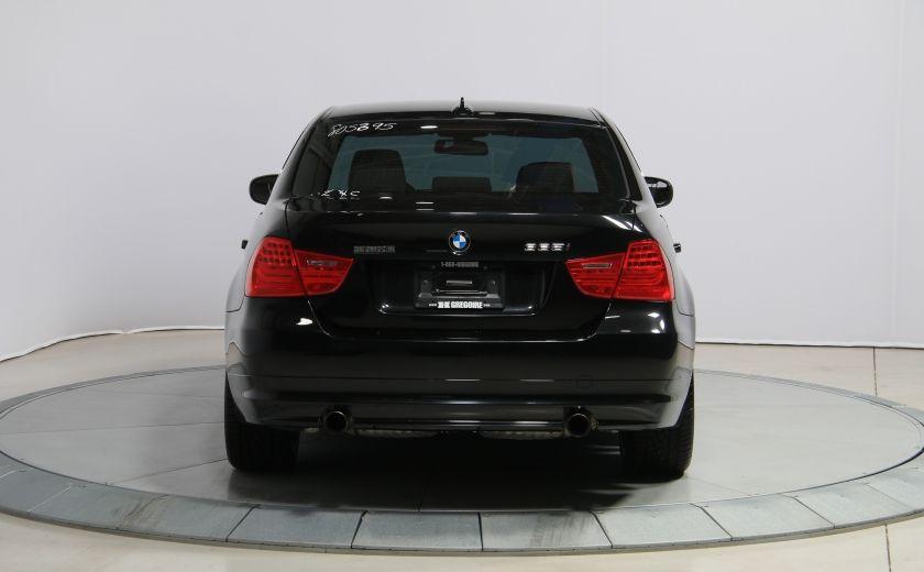 2011 BMW 335  xDrive AWD TURBO AUTO A/C CUIR TOIT #5