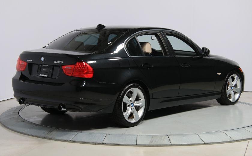 2011 BMW 335  xDrive AWD TURBO AUTO A/C CUIR TOIT #6