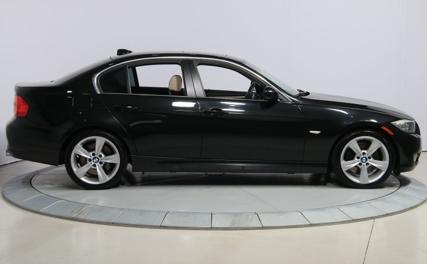2011 BMW 335  xDrive AWD TURBO AUTO A/C CUIR TOIT #7