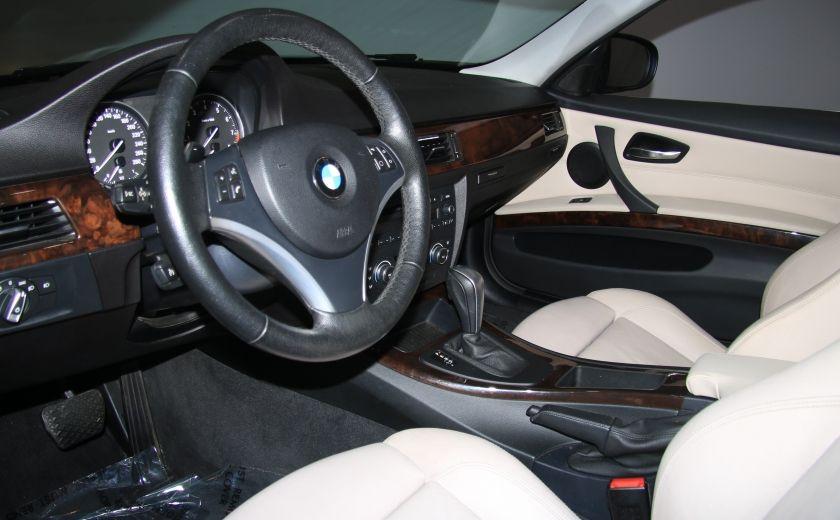 2011 BMW 335  xDrive AWD TURBO AUTO A/C CUIR TOIT #8