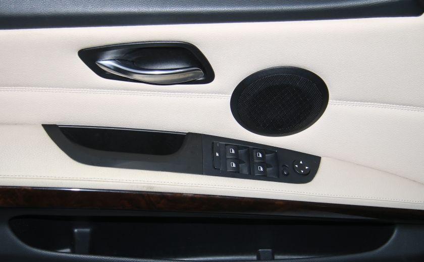 2011 BMW 335  xDrive AWD TURBO AUTO A/C CUIR TOIT #10