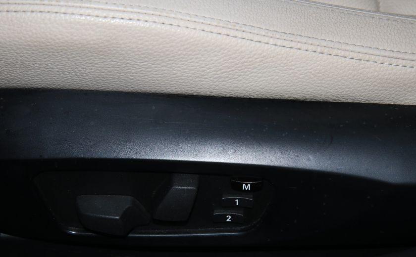 2011 BMW 335  xDrive AWD TURBO AUTO A/C CUIR TOIT #11