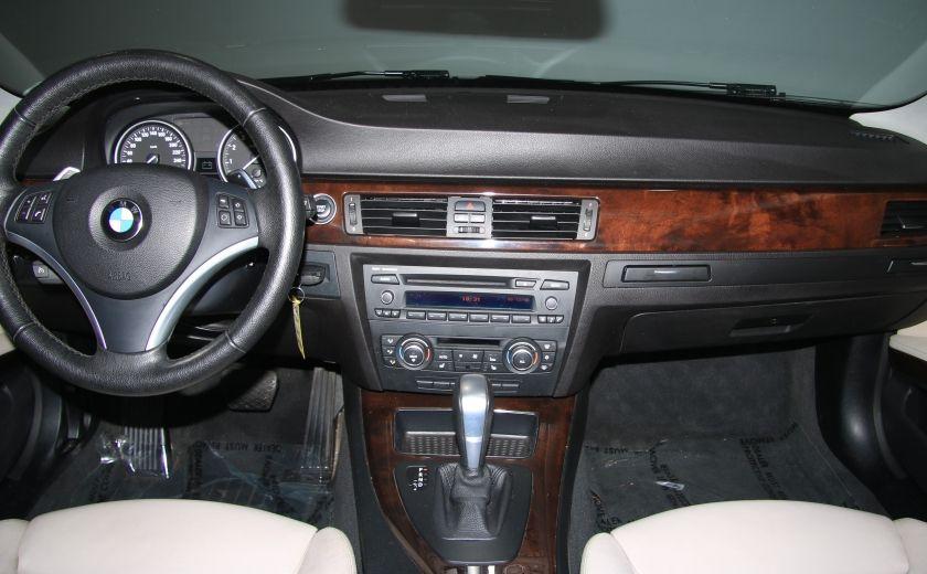 2011 BMW 335  xDrive AWD TURBO AUTO A/C CUIR TOIT #13
