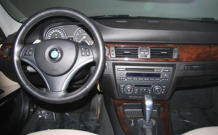 2011 BMW 335  xDrive AWD TURBO AUTO A/C CUIR TOIT #14