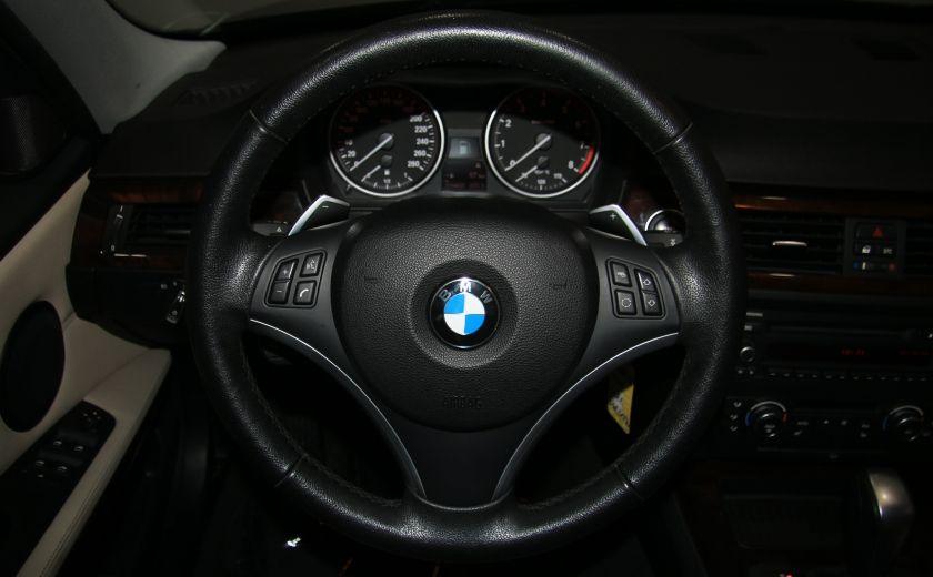 2011 BMW 335  xDrive AWD TURBO AUTO A/C CUIR TOIT #15