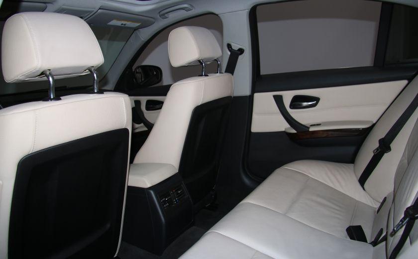 2011 BMW 335  xDrive AWD TURBO AUTO A/C CUIR TOIT #19