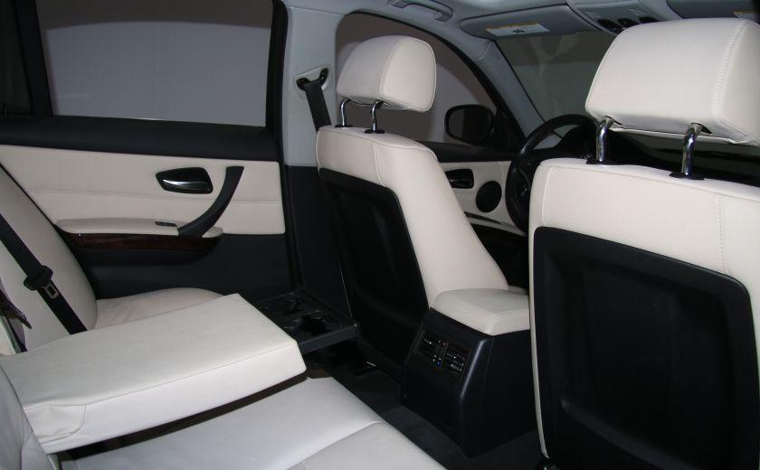 2011 BMW 335  xDrive AWD TURBO AUTO A/C CUIR TOIT #21