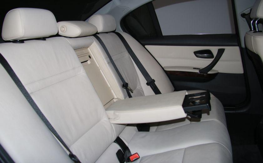 2011 BMW 335  xDrive AWD TURBO AUTO A/C CUIR TOIT #22