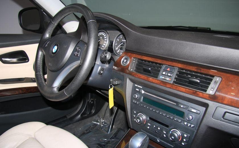 2011 BMW 335  xDrive AWD TURBO AUTO A/C CUIR TOIT #24