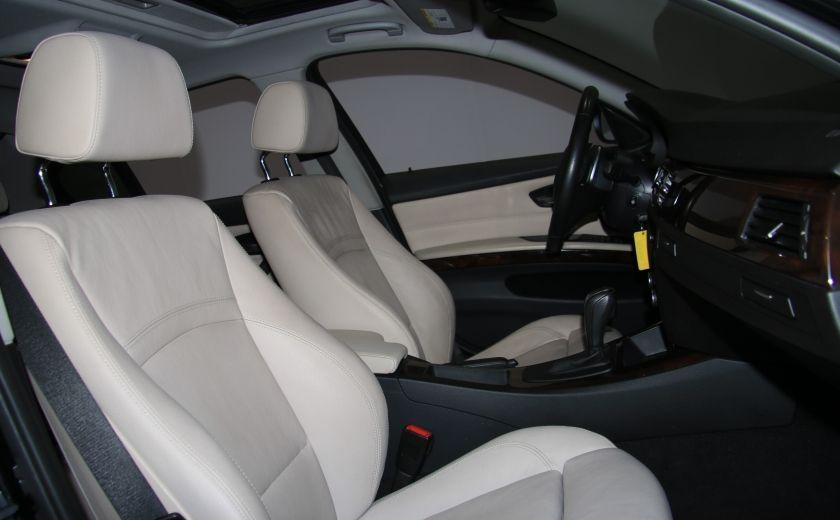 2011 BMW 335  xDrive AWD TURBO AUTO A/C CUIR TOIT #25