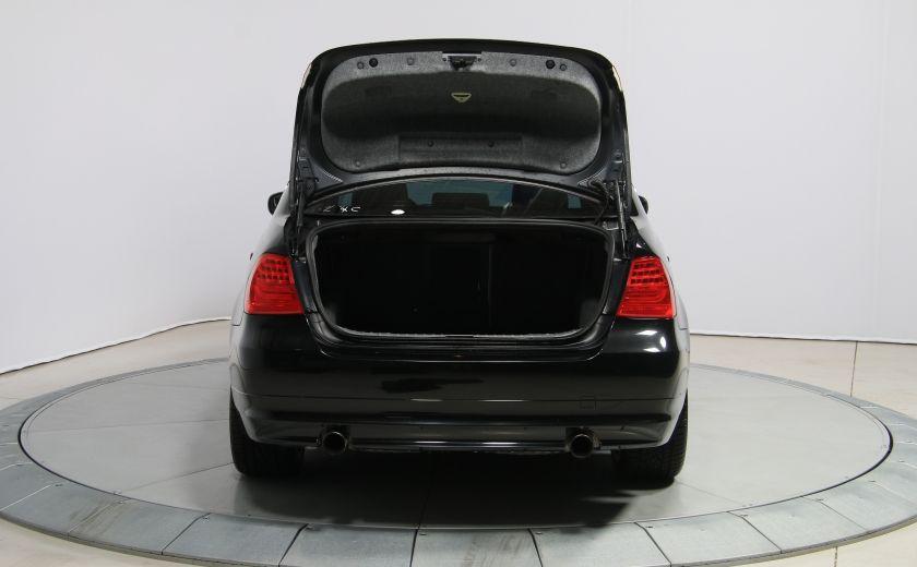 2011 BMW 335  xDrive AWD TURBO AUTO A/C CUIR TOIT #28