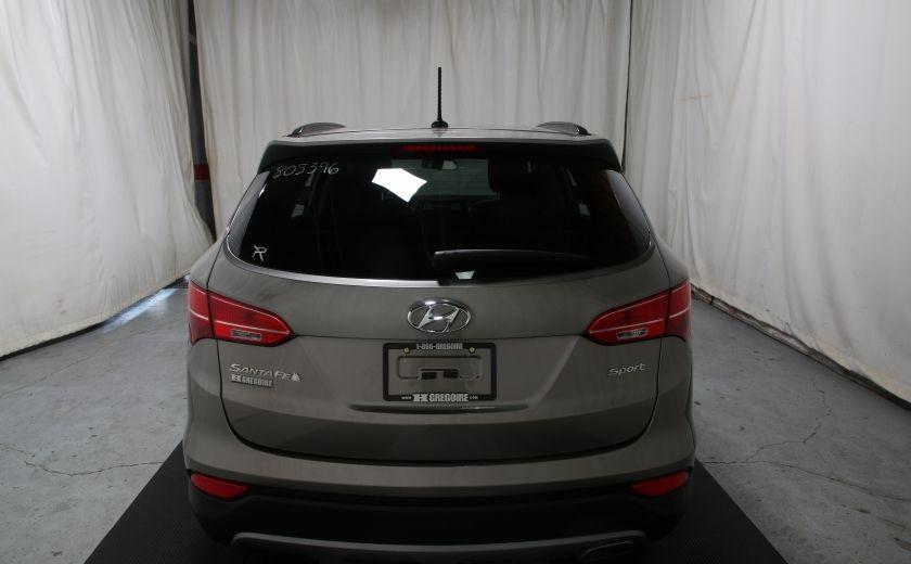 2015 Hyundai Santa Fe FWD 4dr 2.4L #4