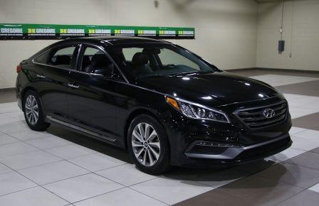 2015 Hyundai Sonata 2.4L Limited AUTO A/C TOIT PANO MAGS CAMERA RECUL à Saint-Jérôme