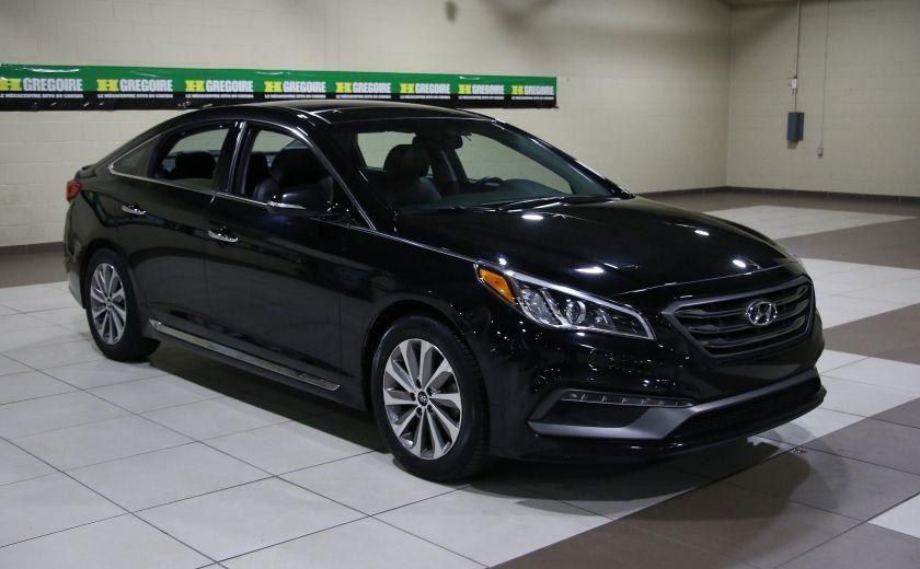 2015 Hyundai Sonata 2.4L Limited AUTO A/C TOIT PANO MAGS CAMERA RECUL #0