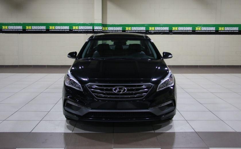 2015 Hyundai Sonata 2.4L Limited AUTO A/C TOIT PANO MAGS CAMERA RECUL #1