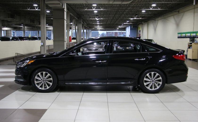 2015 Hyundai Sonata 2.4L Limited AUTO A/C TOIT PANO MAGS CAMERA RECUL #3