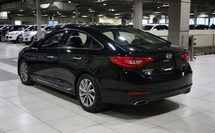 2015 Hyundai Sonata 2.4L Limited AUTO A/C TOIT PANO MAGS CAMERA RECUL #4