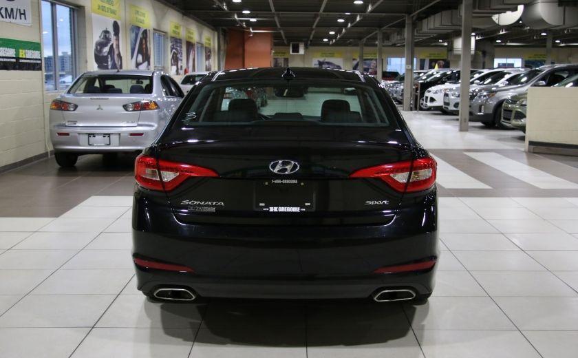 2015 Hyundai Sonata 2.4L Limited AUTO A/C TOIT PANO MAGS CAMERA RECUL #5