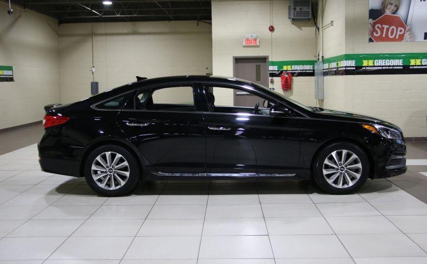 2015 Hyundai Sonata 2.4L Limited AUTO A/C TOIT PANO MAGS CAMERA RECUL #7