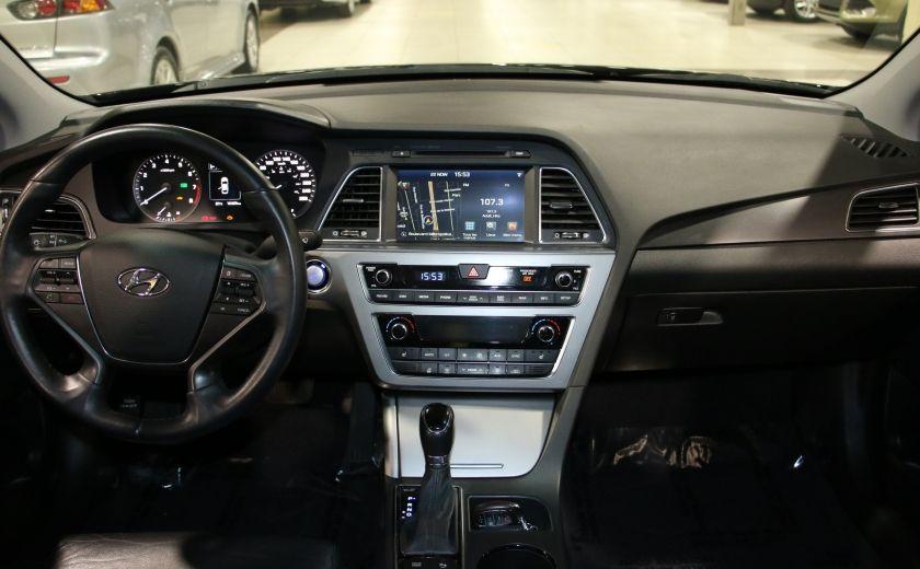 2015 Hyundai Sonata 2.4L Limited AUTO A/C TOIT PANO MAGS CAMERA RECUL #13