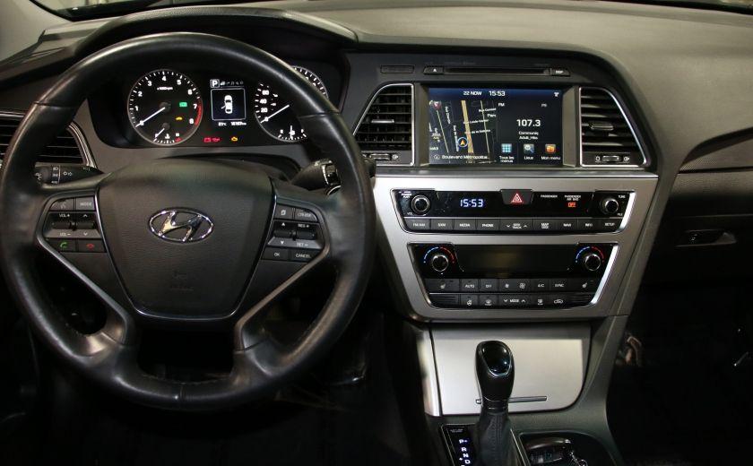 2015 Hyundai Sonata 2.4L Limited AUTO A/C TOIT PANO MAGS CAMERA RECUL #14