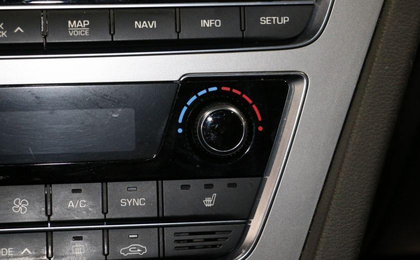 2015 Hyundai Sonata 2.4L Limited AUTO A/C TOIT PANO MAGS CAMERA RECUL #18