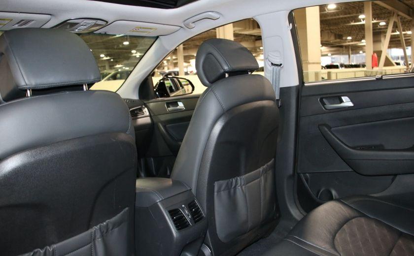 2015 Hyundai Sonata 2.4L Limited AUTO A/C TOIT PANO MAGS CAMERA RECUL #25