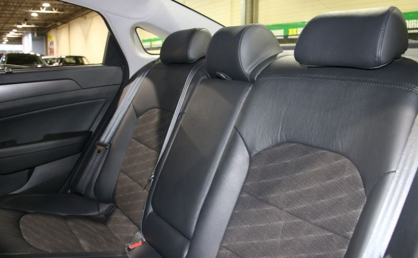 2015 Hyundai Sonata 2.4L Limited AUTO A/C TOIT PANO MAGS CAMERA RECUL #26