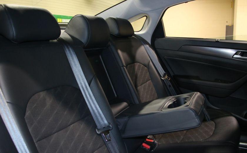 2015 Hyundai Sonata 2.4L Limited AUTO A/C TOIT PANO MAGS CAMERA RECUL #28