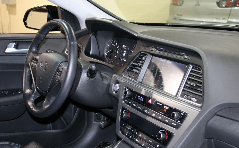 2015 Hyundai Sonata 2.4L Limited AUTO A/C TOIT PANO MAGS CAMERA RECUL #30
