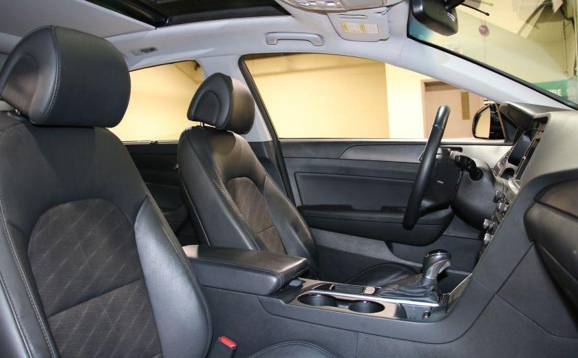 2015 Hyundai Sonata 2.4L Limited AUTO A/C TOIT PANO MAGS CAMERA RECUL #31