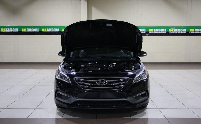 2015 Hyundai Sonata 2.4L Limited AUTO A/C TOIT PANO MAGS CAMERA RECUL #33