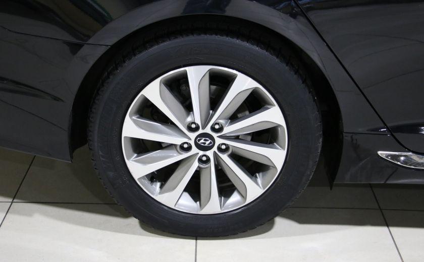 2015 Hyundai Sonata 2.4L Limited AUTO A/C TOIT PANO MAGS CAMERA RECUL #37