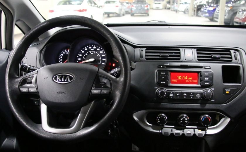 2012 Kia Rio LX GR ELECT #12