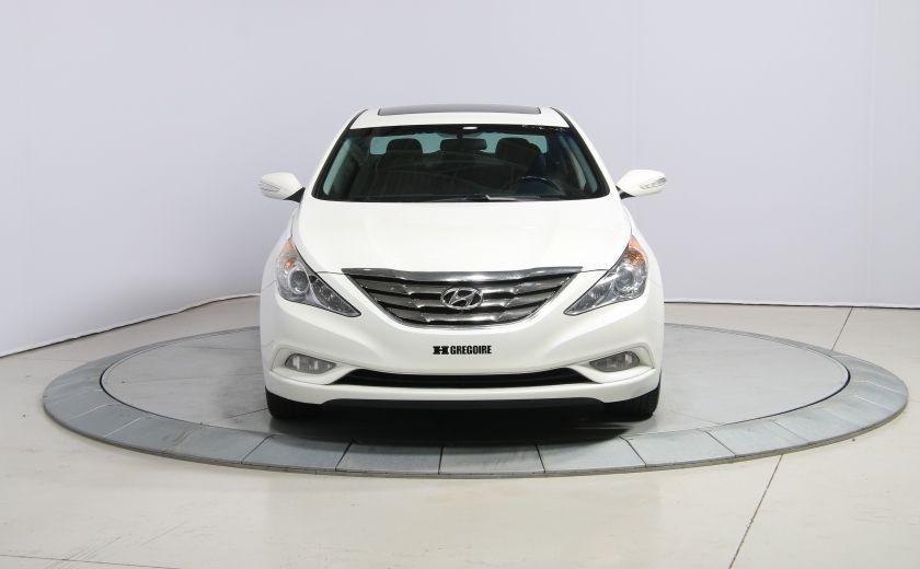 2012 Hyundai Sonata 2.0T AUTO A/C TOIT MAGS BLUETOOTH #1